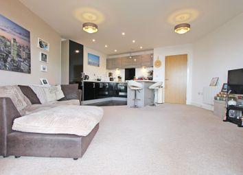 Thumbnail 2 bed flat for sale in 8 Ada Walk, Milton Keynes