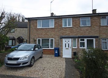 Thumbnail 3 bed end terrace house for sale in St. Michaels Close, Fringford, Bicester