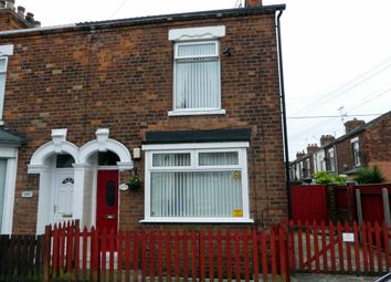 Thumbnail 3 bed end terrace house for sale in Rosmead Street, Hull