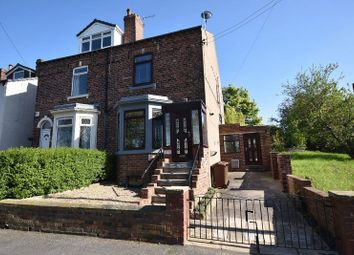 Thumbnail Semi-detached house to rent in Denby Dale Road West, Calder Grove, Wakefield