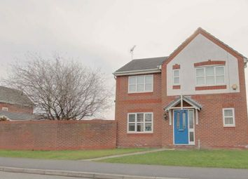 Thumbnail 3 bed detached house to rent in Rosewood Drive, Winsford