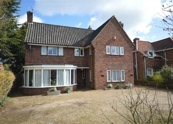 Thumbnail 5 bed detached house for sale in Daniels Road, Norwich
