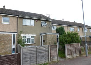 Thumbnail 3 bed terraced house for sale in Burnt Close, Luton