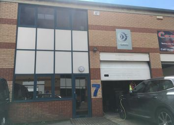 Thumbnail Light industrial to let in Unit 7 Swanwick Business Centre, Bridge Road, Southampton, Hampshire