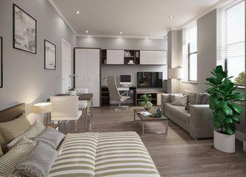 1 bed flat for sale in Hamilton Hub, 5 Cleveland Street, Birkenhead, Wirral CH41