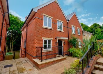 Thumbnail 4 bed town house for sale in Sarum Road, Winchester