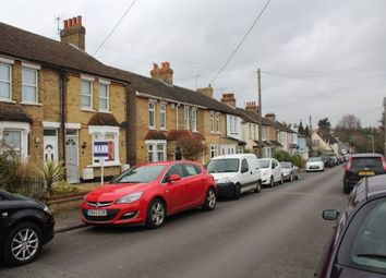 Thumbnail 3 bed terraced house to rent in Rollo Road, Swanley