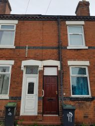 Thumbnail 2 bed terraced house to rent in Stanhope Street, Hanley, Stoke-On-Trent