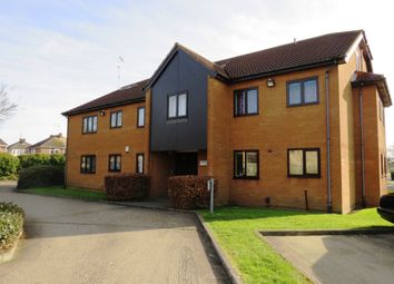 Thumbnail 1 bed flat for sale in Stagshaw Drive, Fletton, Peterborough