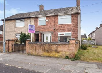 Thumbnail 3 bed semi-detached house for sale in Westhead Avenue, Liverpool