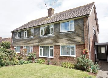 Thumbnail 2 bed flat for sale in Old Manor Road, Rustington