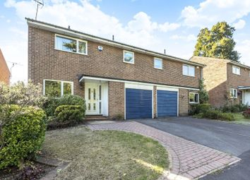 Thumbnail 3 bed semi-detached house for sale in Portway Close, Reading