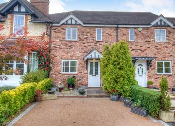 Thumbnail 3 bed terraced house for sale in Longdon Court, Wickhamford, Evesham, Worcestershire
