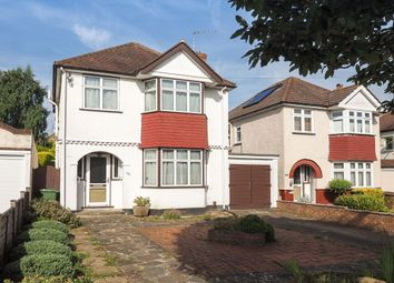 Thumbnail 3 bed detached house for sale in Pine Ridge, Carshalton