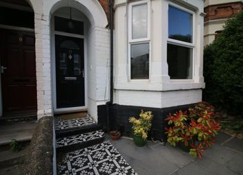 Thumbnail 4 bed terraced house for sale in Waldeck Road, Nottingham