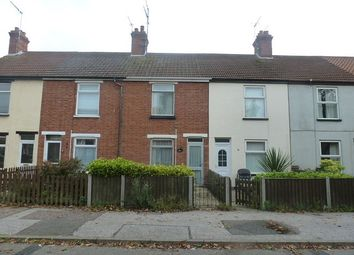 Thumbnail 2 bed terraced house to rent in Somerton Avenue, Lowestoft