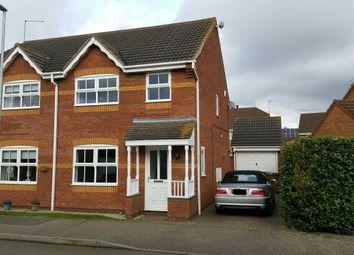 Thumbnail 3 bedroom property to rent in Sandhurst Close, Northampton