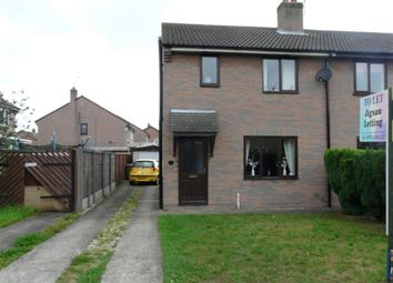 Thumbnail 3 bed semi-detached house to rent in Millfield Drive, Camblesforth, Selby