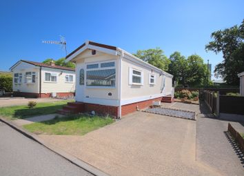 Thumbnail 2 bed mobile/park home for sale in New Green Park, Coventry