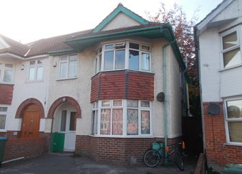 Thumbnail 6 bed terraced house to rent in Shaftesbury Avenue, Southampton