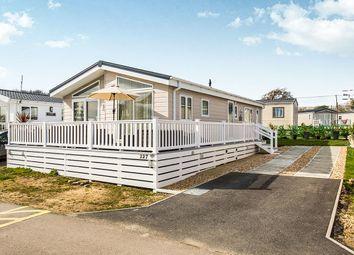 Thumbnail 2 bed bungalow for sale in Hook Lane, Warsash, Southampton