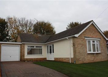 Thumbnail 2 bedroom bungalow to rent in Nelson Road, Hartford, Huntingdon
