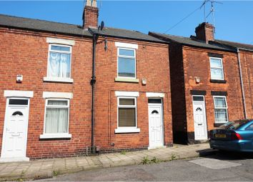 Thumbnail 2 bed terraced house for sale in Booth Street, Mansfield Woodhouse