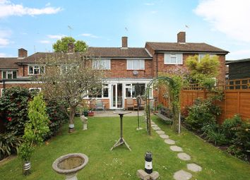 Thumbnail 3 bed terraced house for sale in The Rise, Crawley, West Sussex.