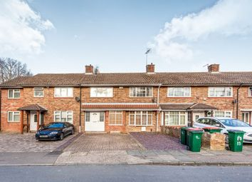 Thumbnail 3 bed terraced house for sale in Early Commons, Three Bridges, Crawley