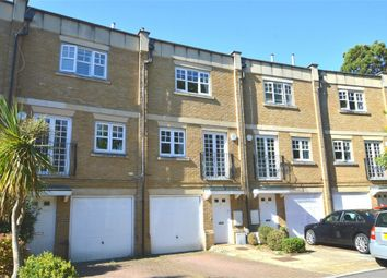 Thumbnail 4 bed town house for sale in Duchess Court, Weybridge, Surrey