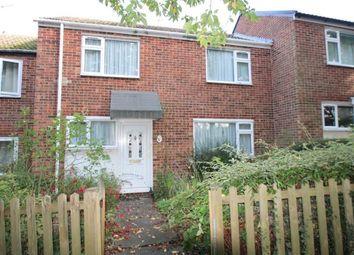 Thumbnail 3 bed terraced house for sale in Maldon Court, Great Cornard, Sudbury