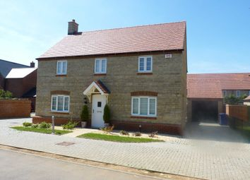 Thumbnail 5 bed detached house to rent in Catterick Road, Bicester
