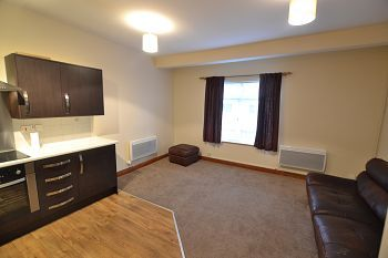 Thumbnail 1 bed flat to rent in Sunderland Street, Macclesfield