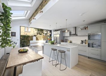Thumbnail 5 bed terraced house to rent in Forthbridge Road, London