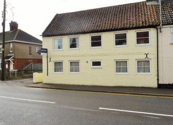 Thumbnail 1 bed flat to rent in Halton Road, Spilsby