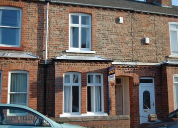Thumbnail 2 bedroom terraced house to rent in Shipton Street, York, North Yorkshire