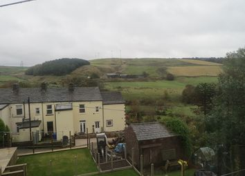 Thumbnail 2 bed end terrace house to rent in Burnley Road, Stacksteads, Bacup