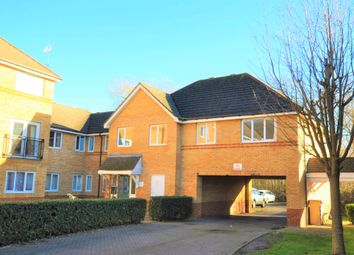 Thumbnail 2 bed flat for sale in Woodlands Close, Guildford