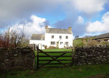 Thumbnail 5 bedroom country house for sale in Brendon, Lynton