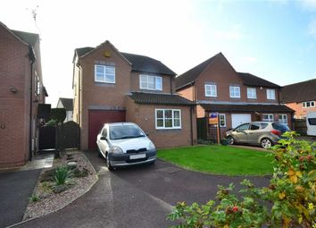 Thumbnail 3 bed detached house for sale in Eldersfield Close, Quedgeley, Gloucester