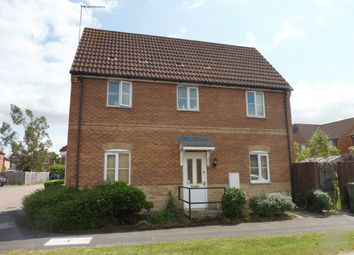 Thumbnail 3 bedroom end terrace house for sale in Wickfield Court, Wisbech