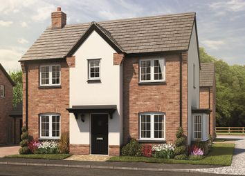 Thumbnail 3 bed detached house for sale in The Maplewood, Oakbrook, Chelmsley Lane, Marston Green