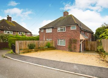 Thumbnail 3 bed semi-detached house for sale in South Avenue, Sherborne