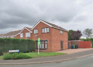 Thumbnail 3 bed detached house for sale in Arion Close, Tamworth