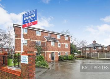 Thumbnail 1 bed flat to rent in St Clements Fold, Urmston