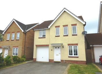 Thumbnail 4 bedroom detached house for sale in Herbert Close, Sudbury
