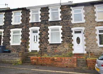 Thumbnail 3 bedroom terraced house for sale in Lancaster Street, Abertillery