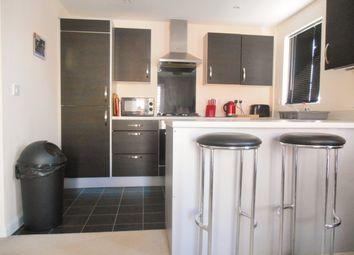 Thumbnail 2 bed flat for sale in Brean Road, Swindon