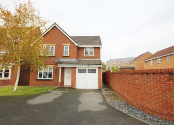 Thumbnail 4 bed detached house for sale in Broadstone Drive, Buckshaw Village, Chorley