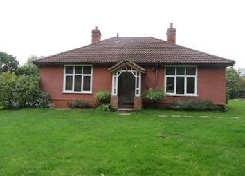 Thumbnail 3 bed bungalow to rent in Flixton Road, Flixton